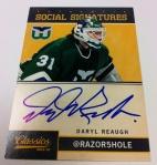 Panini America 2012-13 Classics Signatures Hockey QC 14