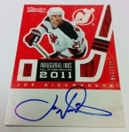 Panini America 2012-13 Classics Signatures Hockey QC 15
