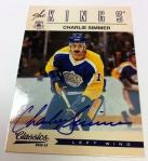 Panini America 2012-13 Classics Signatures Hockey QC 18