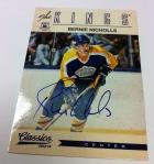 Panini America 2012-13 Classics Signatures Hockey QC 19