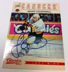 Panini America 2012-13 Classics Signatures Hockey QC 23