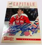 Panini America 2012-13 Classics Signatures Hockey QC 25