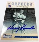 Panini America 2012-13 Classics Signatures Hockey QC 27