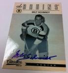 Panini America 2012-13 Classics Signatures Hockey QC 29