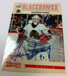 Panini America 2012-13 Classics Signatures Hockey QC 31