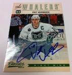 Panini America 2012-13 Classics Signatures Hockey QC 36