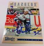 Panini America 2012-13 Classics Signatures Hockey QC 4