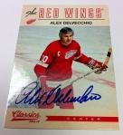 Panini America 2012-13 Classics Signatures Hockey QC 40