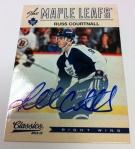 Panini America 2012-13 Classics Signatures Hockey QC 46