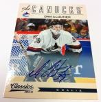 Panini America 2012-13 Classics Signatures Hockey QC 5