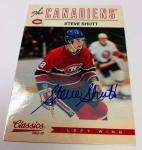 Panini America 2012-13 Classics Signatures Hockey QC 7
