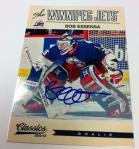 Panini America 2012-13 Classics Signatures Hockey QC 8