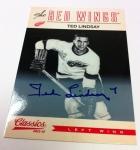 Panini America 2012-13 Classics Signatures Hockey QC 9