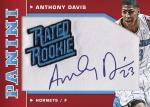 Panini America 2012-13 Panini Basketball Davis