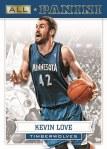 Panini America 2012-13 Panini Basketball Love