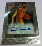 Panini America 2012-13 Prizm Basketball QC 38