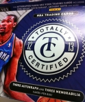 Panini America 2012-13 Totally Certified Basketball QC Main