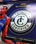 Panini America 2012-13 Totally Certified Basketball QC Main