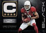 Panini America 2012 Black Football Captains 1