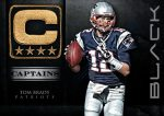 Panini America 2012 Black Football Captains 13
