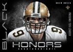 Panini America 2012 Black Football Honors 10