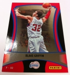 Panini America 2012 Black Friday Base 9