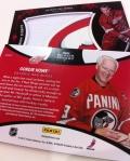Panini America 2012 Black Friday Bonus Auto Mem 29