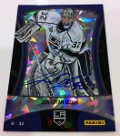Panini America 2012 Black Friday Cracked Ice Base Auto 11