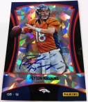 Panini America 2012 Black Friday Cracked Ice Base Auto 14