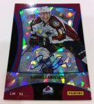 Panini America 2012 Black Friday Cracked Ice Base Auto 9