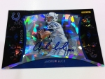 Panini America 2012 Black Friday Cracked Ice Insert Auto 1