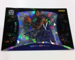 Panini America 2012 Black Friday Cracked Ice Insert Auto 10