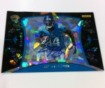 Panini America 2012 Black Friday Cracked Ice Insert Auto 19