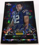 Panini America 2012 Black Friday Cracked Ice Insert Auto 29