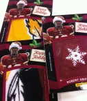 Panini America 2012 Black Friday Happy Holidays 1