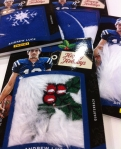 Panini America 2012 Black Friday Happy Holidays 4