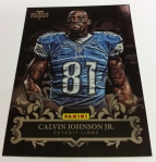 Panini America 2012 Black Friday Insert 20