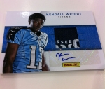 Panini America 2012 Black Friday Rookie Hats 12