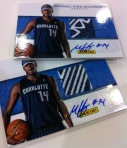 Panini America 2012 Black Friday Rookie Hats 2