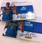 Panini America 2012 Black Friday Rookie Hats 3