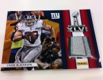 Panini America 2012 Black Friday Super Bowl 13