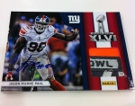 Panini America 2012 Black Friday Super Bowl 14