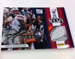Panini America 2012 Black Friday Super Bowl 16