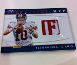 Panini America 2012 Black Friday Super Bowl 25