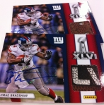 Panini America 2012 Black Friday Super Bowl 3