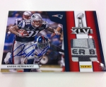 Panini America 2012 Black Friday Super Bowl 9