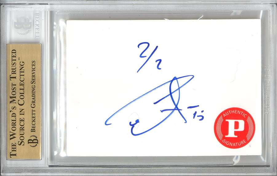 Panini America 2012 Fall Expo Carter Ashton Sketch 1b