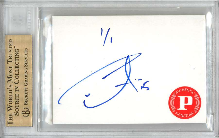 Panini America 2012 Fall Expo Carter Ashton Sketch 2b