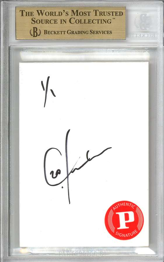 Panini America 2012 Fall Expo Chris Kreider Sketch 1b