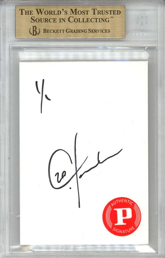 Panini America 2012 Fall Expo Chris Kreider Sketch 3b